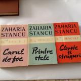 ZAHARIA STANCU - DESCULT 3 volume, R2 - Roman