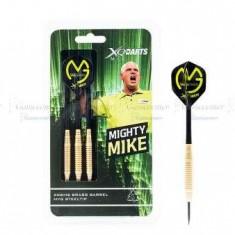 Set darts steel, MVG brass, 20g, Michael van Gerwen - Sageti darts