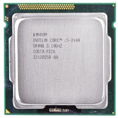 Intel Core i5-2400 3.10 GHz - second hand - Procesor PC
