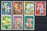 VIETNAM 1984, Flora, serie neuzata, MNH, Nestampilat