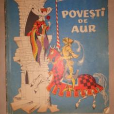 Povesti de aur ( ilustratii Livia Rusz )- Ali Baba si Mos Nae ( N. Batzaria - Carte de povesti