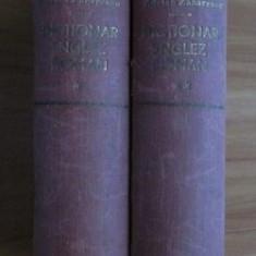 Adrian Zahareanu - Dictionar Englez-Roman (2 volume)