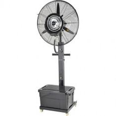 Ventilator de terasa, cu pulverizare aburi de apa Vortex