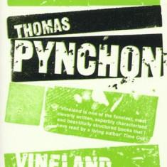 Vineland - Thomas Pynchon - Carte in engleza