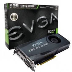 Vand placa video EVGA GTX 680, 2 Gb GDDR5 PCI-Express 3.0 - Placa video PC