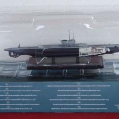 Macheta submarin U 552 Red Devil - Germany 1941 - ATLAS scara 1:350 - Macheta Navala