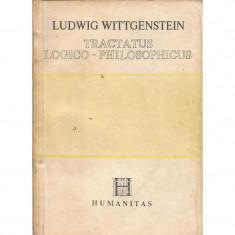 Tractatus Logico - Philosophicus - Ludwig Wittgenstein - Filosofie