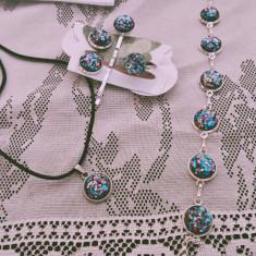 Set bijuterii handmade - Set bijuterii handmade si fashion