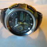 Ceas digital LORUS (by Seiko) multe functii, alarma - Ceas barbatesc Lorus, Sport, Quartz, Data, Electronic, 2000 - prezent