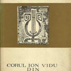 Corul Ion Vidu din Lugoj (1810 - 1970) - Ioan Stratan - Istorie