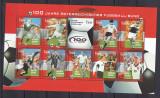 Austria 2004  sport  fotbal  MI 2460-2469  kleib.  MNH  w45, Nestampilat