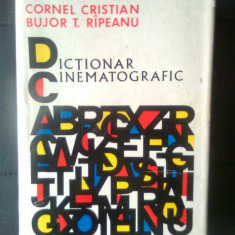 Dictionar cinematografic - Cornel Cristian; Bujor T. Ripeanu (Meridiane, 1974)