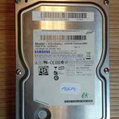 Hdd PC Samsung 250GB Sata (10584) - Hard Disk Samsung, 200-499 GB, SATA2, 8 MB