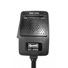 Aproape nou: Microfon cu ecou Albrecht Densei EC 2002 electret cu 6 pini, frecventa