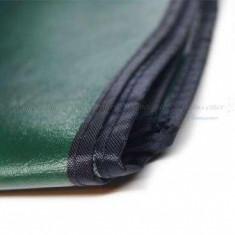 Cuvertura pentru masa de biliard 7', impermeabila, verde- inchis