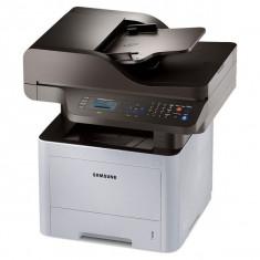 Imprimanta Multifunctionala LaserJet Monocrom, A4, Samsung M4070FR, 42 pagini/minut, 100.000 pagini lunar, 1200x1200 DPI, Duplex, USB, Network, Fax,