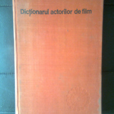 Napoleon Toma Iancu - Dictionarul actorilor de film (1977)