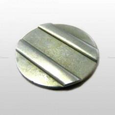 Jeton metalic pentru acceptoare mecanice - Cartonas de colectie