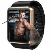 Ceas Smart GT08 Dial Gold 2017 edition (Smartwatch cu FACTURA SI GARANTIE)