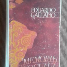 Memoria Focului - Eduardo Galeano (America de Sud)