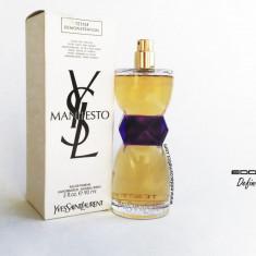 MANIFESTO Tester parfum YVES SAINT Laurent edp 90 ml - Parfum femeie Yves Saint Laurent, Apa de parfum