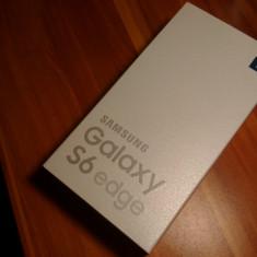 Samsung S6 Edge Negru - Telefon Samsung, 32GB, Neblocat