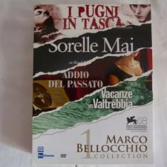 Marco Bellocchio 1 - box 4 dvd - Film Colectie Altele, Italiana