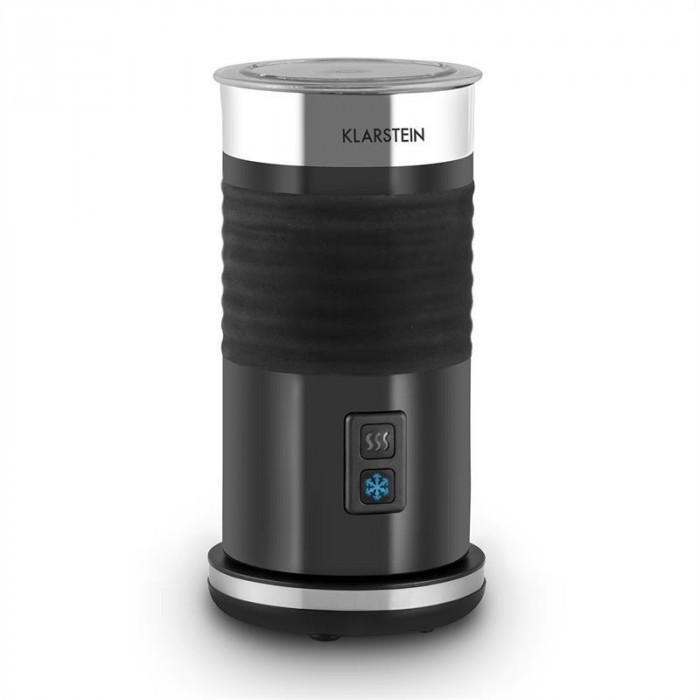Klarstein Biancolatte Nero Milchaufschäumer 400W 3in1 poate încălzitorului 200ml foto mare