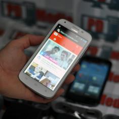 Telefon mobil Huawei Y600, Dual Core, Dual SIM, Camera 5Mp, 5.0