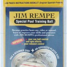 Bila antrenament Aramith Jim Rempe - Bile biliard