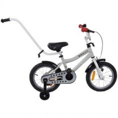 Bicicleta Junior BMX 14 Gri - Bicicleta copii