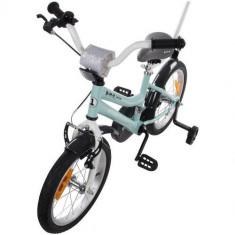 Bicicleta Junior BMX 16 Turcoaz - Bicicleta copii