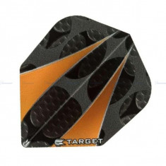 Fluturas darts TARGET VISION portocaliu TWIN SAIL