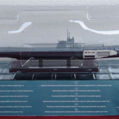 Macheta submarin S 13 Soviet Navy - 1945 - ATLAS scara 1:350 - Macheta Navala