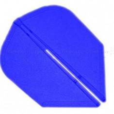 Fluturas darts Unicorn X Flight Wing, albastru