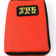 Toc darts THE PAK, rosu - Set Darts