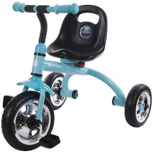 Tricicleta Basic Turcoaz foto mare