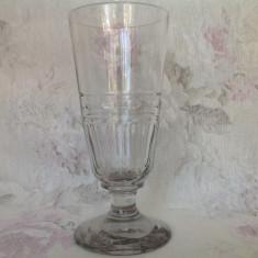 Pahar foarte vechi din cristal - Pahare