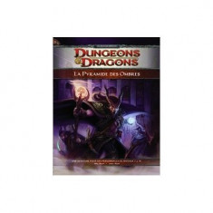 Play Factory - Dungeons and Dragons 4.0 : la Pyramide des Ombres