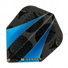 Fluturas darts TARGET VISION albastru TWIN SAIL