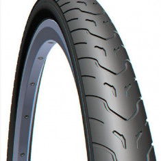 Anvelopa Rubena 28x2, 00 (52-622) V58, Cobra, slic, neagra - Cauciuc bicicleta