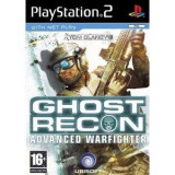 Tom Clancy's Ghost Recon Advanced Warfighter PS2 - Jocuri PS2