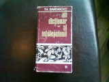 UN DICTIONAR AL INTELEPCIUNII - TH. SIMENSCHY