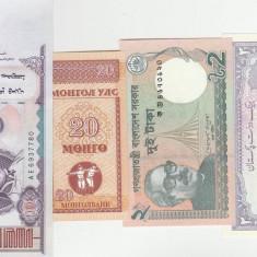Lot Bancnote Asia UNC
