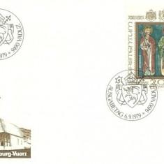 Liechtenstein 1979 - Saints, FDC