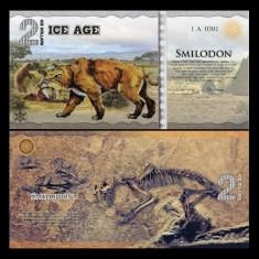 Ice Age 2014 - 2 dollars UNC