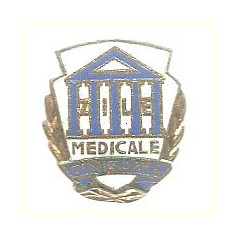 Insigna Zile medicale Timisoara