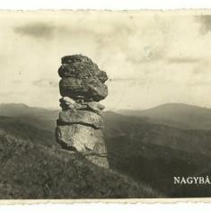 Baia Mare 1943 - stanca Rozsaly - Carte Postala Transilvania dupa 1918