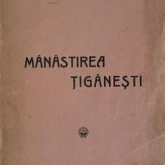 MANASTIREA TIGANESTI - DAMIAN STANOIU - Carti Istoria bisericii