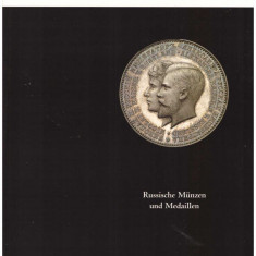 Catalog licitatii Kunker 161/2009 monede Rusesti